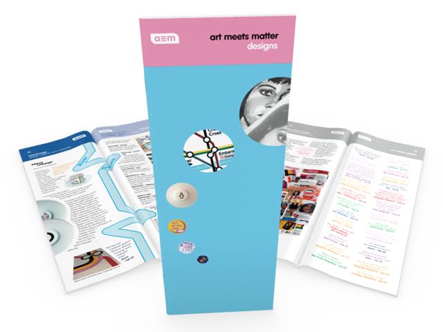 Designs Brochure